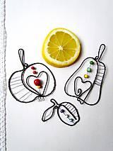 Dekorácie - ovocie - 6412741_