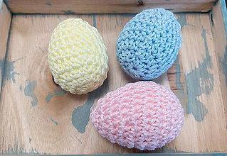 Kurzy - Kurz - základy háčkovania - vajíčko - 6424936_