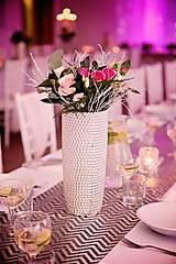 Úžitkový textil - svadobné prestieranie  - 6428880_