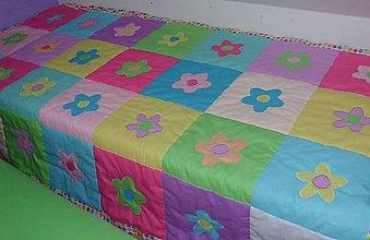 Úžitkový textil - bláznivo farebný - 6434783_