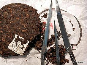 Nože - Puerh pick, nôž na puerh 03/16 - 6440098_