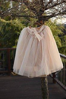 Sukne - tylová tutu sukňa dámska - 6489364_