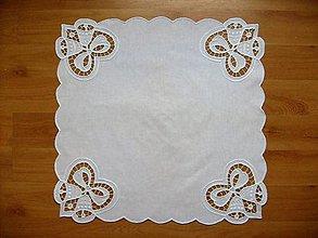 Úžitkový textil - Prestieranie štvorec - 6490033_