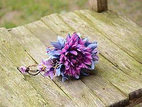 Ozdoby do vlasov - polvenček by michelle flowers - 6500559_