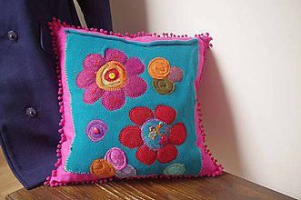 Úžitkový textil - Vankúš - 6504491_