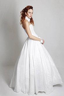 Šaty - Svadobné šaty Pure - 6534609_