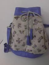 Kabelky - Violet Roses Bag  - 6557715_