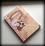 - Zápisník Vintage spomienky (A5) - 6554124_