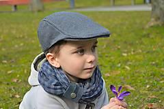 Detské súpravy - Bekovka s nákrčníkom - 6589243_
