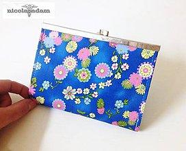 Peňaženky - Peněženka rámečková - 17x10cm - 6607673_