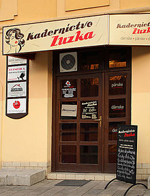 Grafika - Kaderníctvo Zuzka - 6611138_