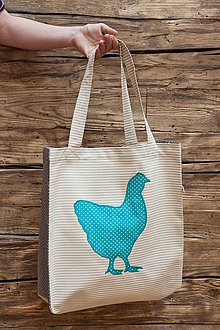 Nákupné tašky - Pre nosnice :) - 6612171_