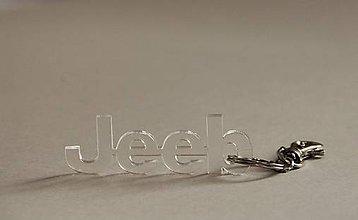 Kľúčenky - Kľúčenka Jeeb - 6630212_