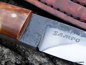 Nože - malý Indoš 010/16 - 6640369_