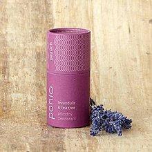 Drogéria - Levanduľa & tea tree - prírodný deodorant - 6649878_