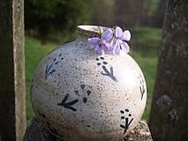 Nádoby - vázička - MALÁ POMNĚNKA - 6669815_