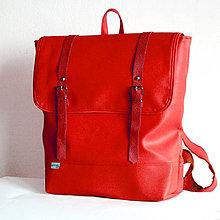 Batohy - Batoh (Červený) - 6669742_