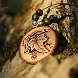 Náhrdelníky - Amulet