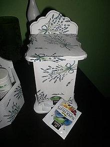 Krabičky - jemná levanduľka - 6681333_