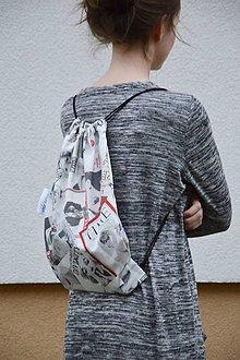 Batohy - Backpack Anglicko - 6687872_