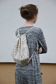 Batohy - Backpack Pandy - 6687875_