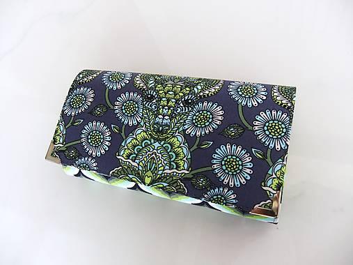 Foral Deer - peněženka i na karty 17 cm