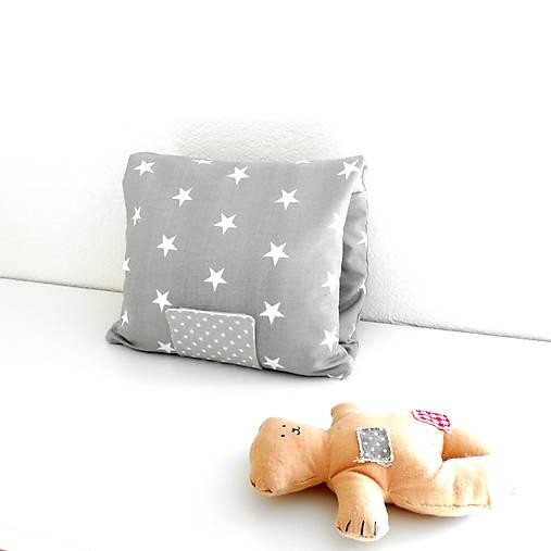 Detské doplnky - Organizér pre mamičky 1, sivý - 6695680_