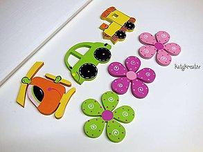 Magnetky - výroba dekorov na želanie - 6709024_