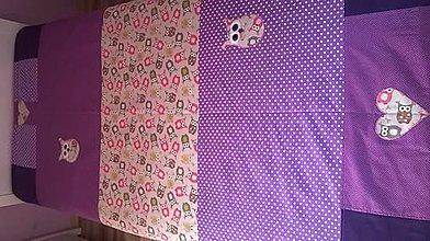 Úžitkový textil - Prehoz na postel pre paní Gabiku - 6706248_