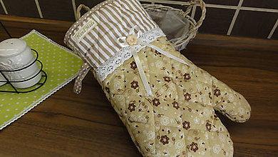 Úžitkový textil - Rukavica - 6706137_