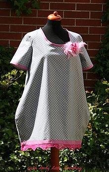 Šaty - Ó, šaty: Stars&Dots - 6706214_