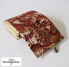 Peňaženky - Harmoniková střední - 15x10cm - 6728512_