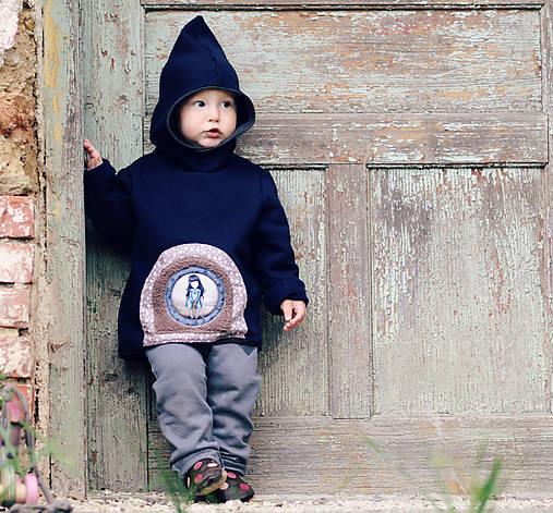 Detské oblečenie - Pro skříteččí holčičky - 6754371_