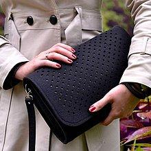 Kabelky - Eco kabelka Úžasné stylové tečky - 6758233_