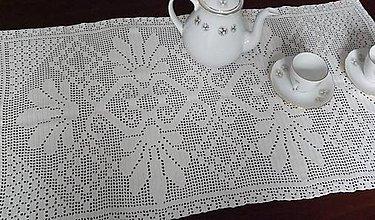 Úžitkový textil - kvetovo-ornamentová - 6758412_