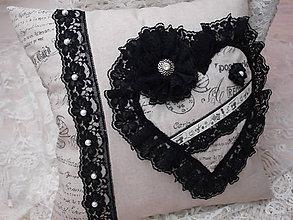 Úžitkový textil - ..chic vankúšik... - 6768972_
