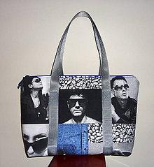 Veľké tašky - Taška - Ľudia. - 6776478_