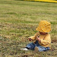 Detské čiapky - klobouček - 6783770_