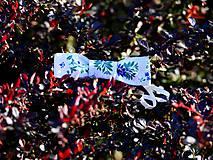 Doplnky - motýlik folkový by michelle flowers - 6793928_