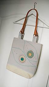 Veľké tašky - Originálna taška svetlá - 6796507_