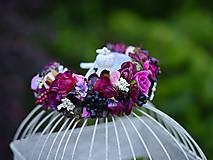 Ozdoby do vlasov - parta by michelle flowers - 6797260_