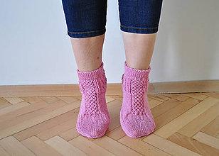 Obuv - Krátke ponožky - 6803436_