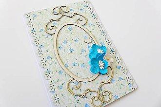 Papiernictvo - pohľadnica svadobná - 6808876_