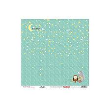 Papier - Papier 30,5x30,5cm Forest Friends - Twit Twoo - 6817244_