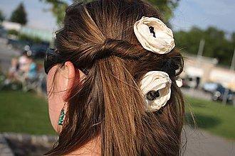 Ozdoby do vlasov - pukačky - 6819870_