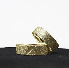Prstene - Mediterranean wedding bands - 6830726_
