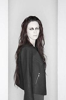 Kabáty - Originální dámská bunda - 6845424_