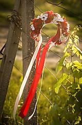 Ozdoby do vlasov - Parta *Redový tanec* - 6846836_