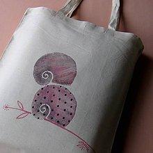 Nákupné tašky - NA BYLINCE - taška nákupní - 6848908_