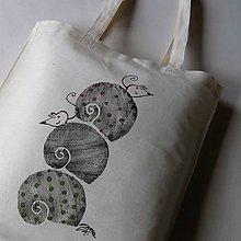 Nákupné tašky - MYŠIČKOVÁ - taška nákupní - 6848930_